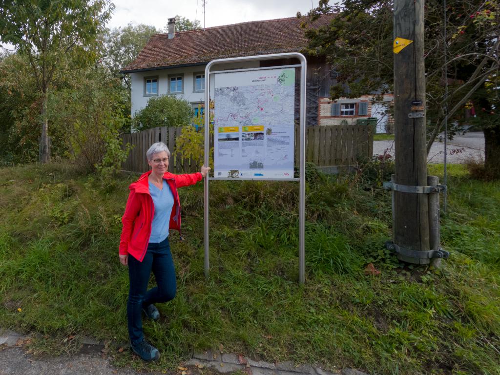 Rundweg Winterthur Eidberg